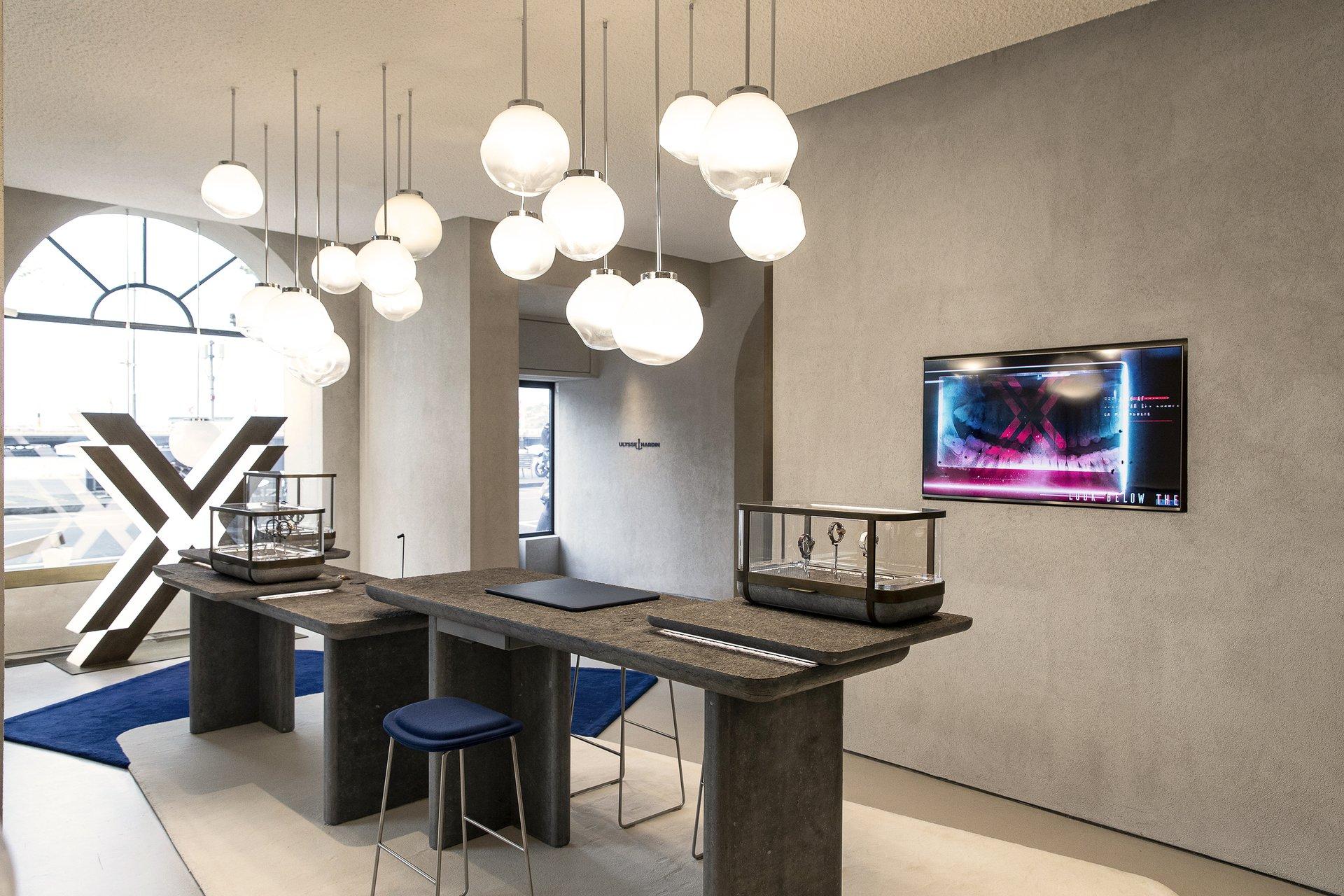 Ulysse Nardin Boutique Geneva