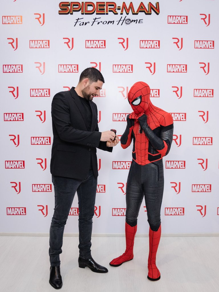 RJ Spiderman