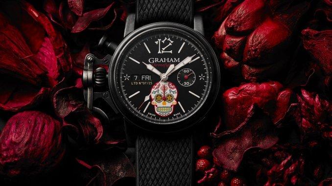 Graham Chronofighter Vintage Ltd