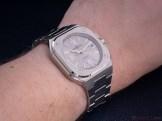 on the wrist Bell & Ross BR05 Grey Steel Ref. BR05A-GR-ST/SST
