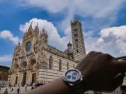Duomo di Siena after a summer rain