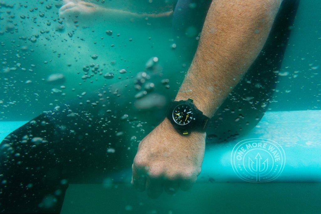 """Ulysse Nardin Diver Deep Dive """"One More Wave"""""""