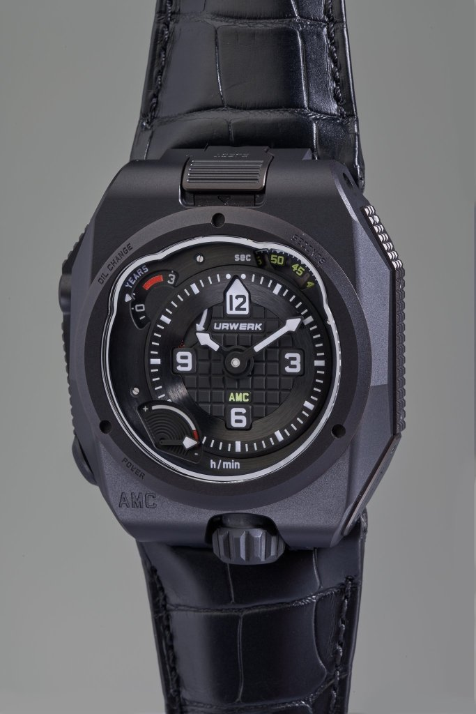 Urwerk, AMC Acconmpanying Wristwatch
