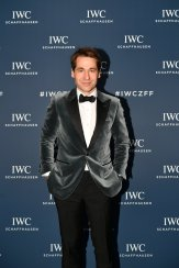 """Karl Spoerri attends the IWC Private Dinner held at Haute on October 05, 2019 in Zurich, Switzerland. During the event, Australian actor and IWC brand ambassador Cate Blanchett presented the 5th Filmmaker Award. The film """"Wanda, my miracle"""", directed by Bettina Oberli and produced by Lukas Hobi and Reto Schaerli, was declared the winner by the jury. The award, which is worth CHF 100,000, supports outstanding Swiss film projects that are in the production or post-production stage. (Photo by Harold Cunningham/Getty Images for IWC)"""