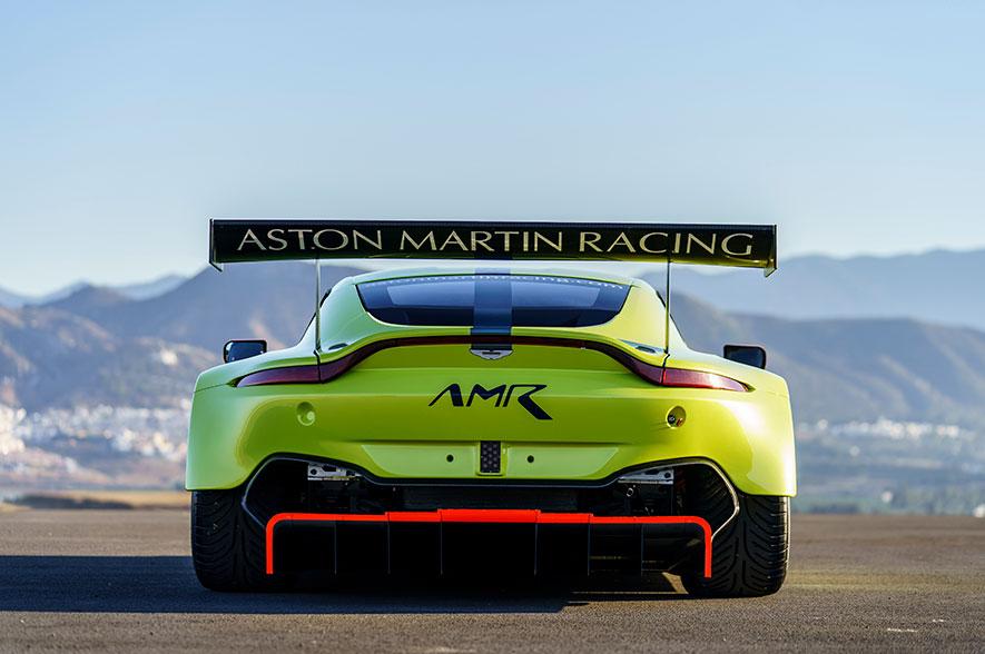 Aston Martin Vantage GTE dominates in Six Hours of Fuji