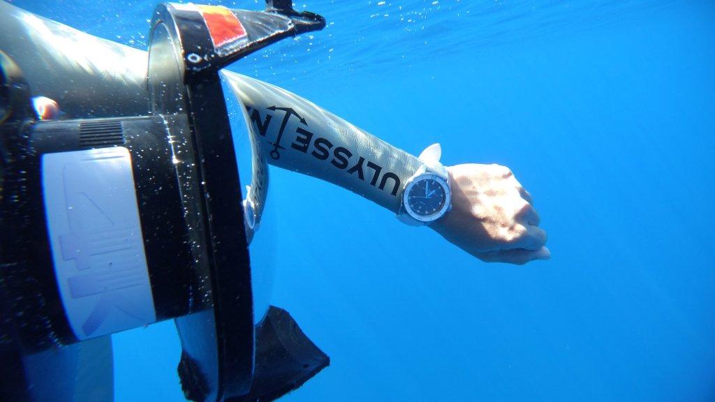 Ulysse Nardin Lady Diver 39 mm