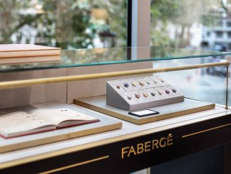 Fabergé Unveil New 'By Appointment' London Boutique