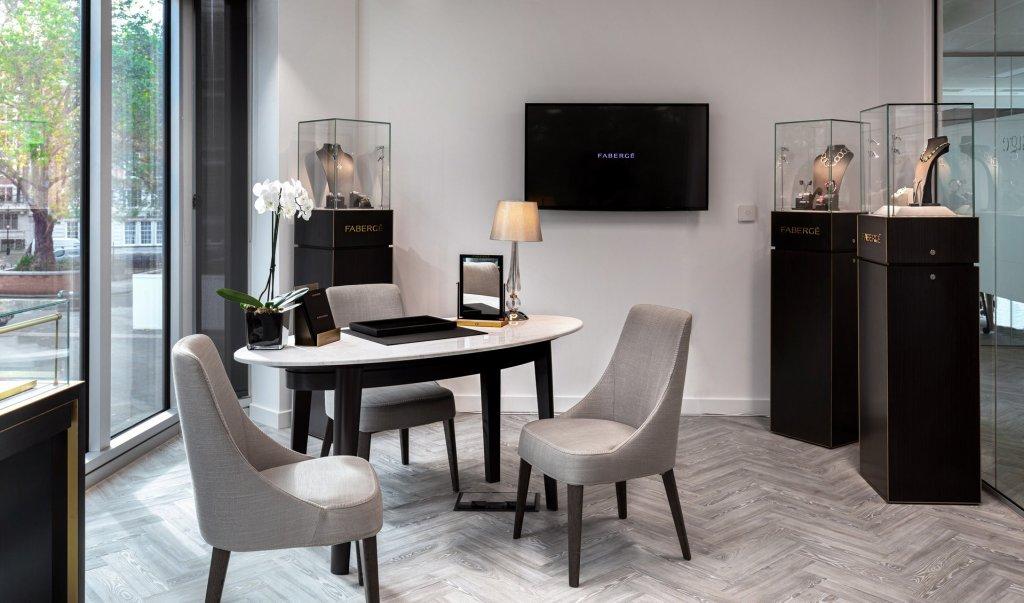 Fabergé Unveil New 'By Appointment' London Boutique