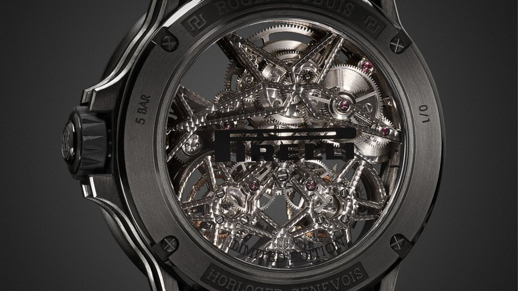 ROGER DUBUIS Excalibur Pirelli Ice Zero™ 2 RDDBEX0825