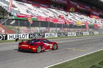 Ferrari and Hublot