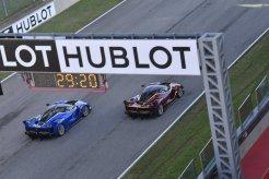 Ferrari and Hublot at Finali Mondiali