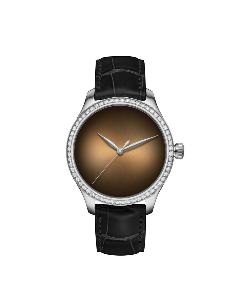 H. Moser & Cie. Endeavour Centre Seconds Concept Diamonds Dubai Limited Edition