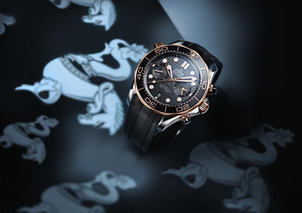 OMEGA Seamaster Diver 300M Chronograph