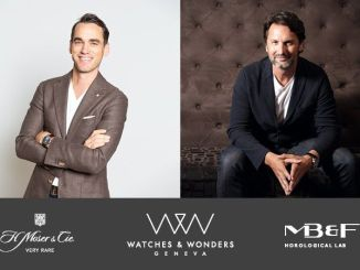 H. Moser & Cie. and MB&F join the historic watch brands for Watches & Wonders Geneva 2020