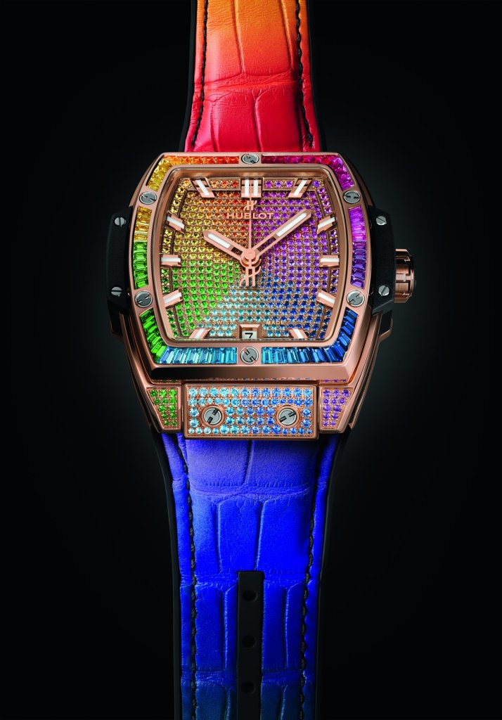 Hublot Spirit of Big Bang Rainbow 39mm REFERENCE 665.OX.9910.LR.0999