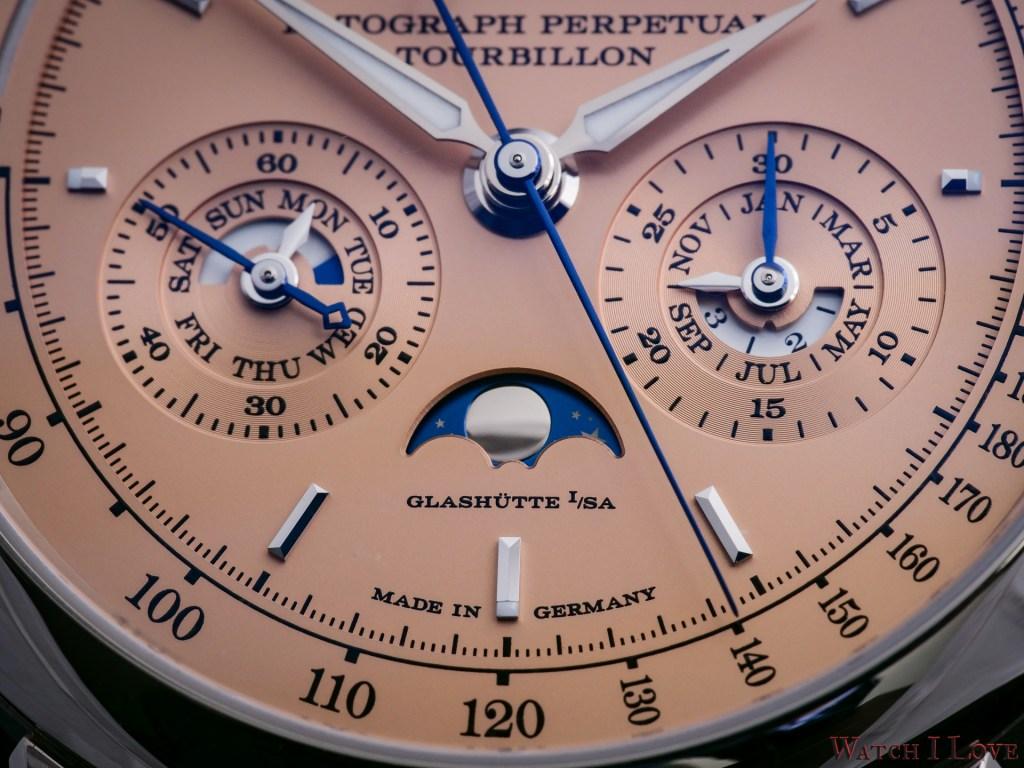 A. Lange & Söhne Datograph Perpetual Tourbillon