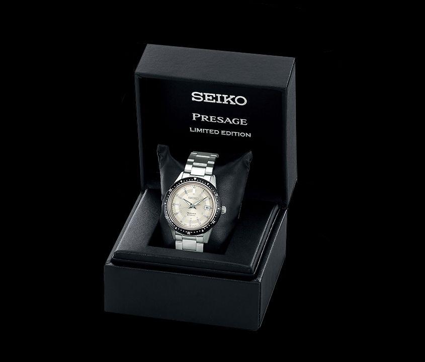 Seiko Presage Prestige Line 2020 Limited Edition