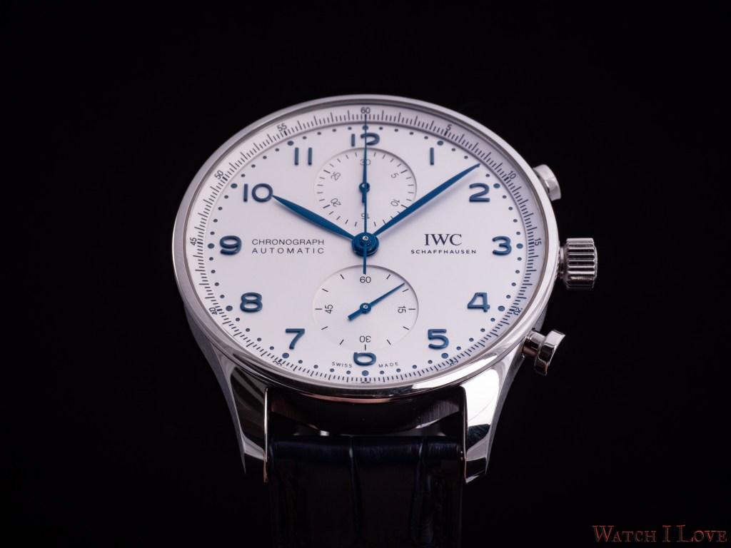 IWC Portugieser Chronograph Ref. IW371605