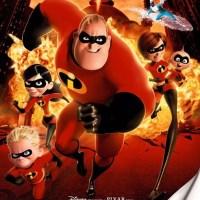 """The Incredibles: bộ phim """"mười năm một mối tình"""""""