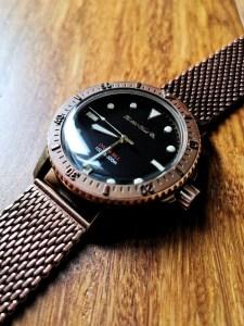 Diver Bill Watch 5
