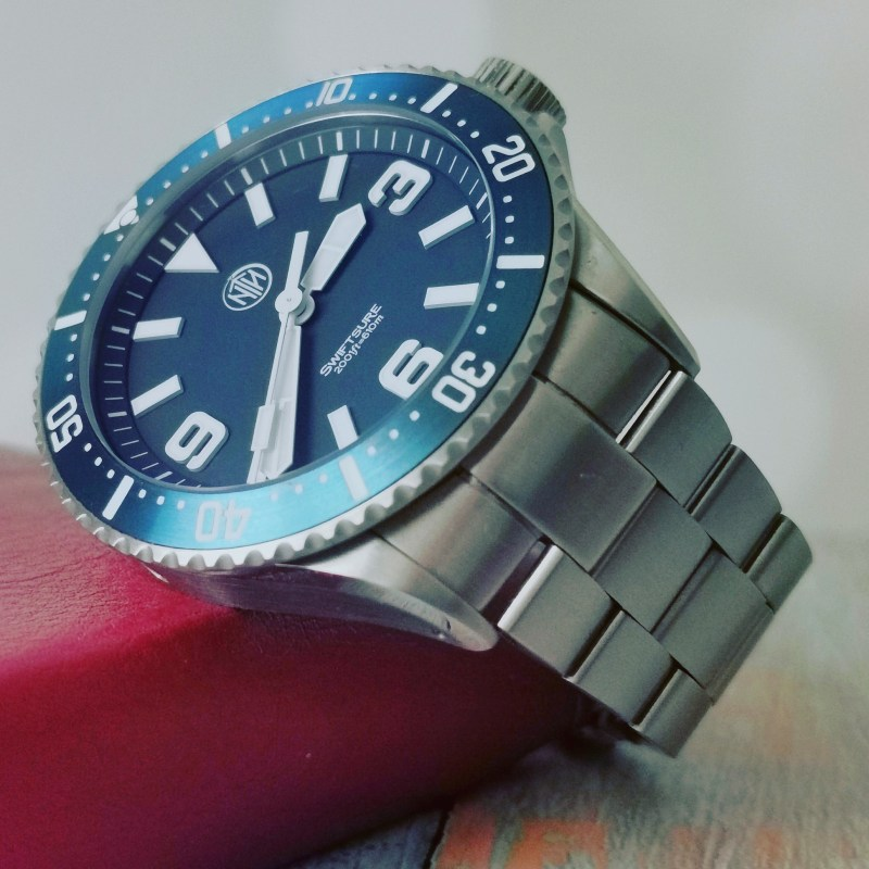 Swiftsure by NTH Watches - Watch Junky