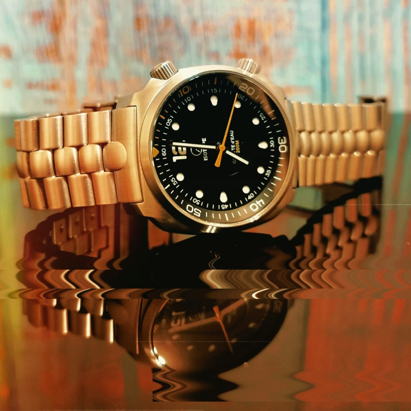 Goutte d'Eau Compressor - Watch Junky