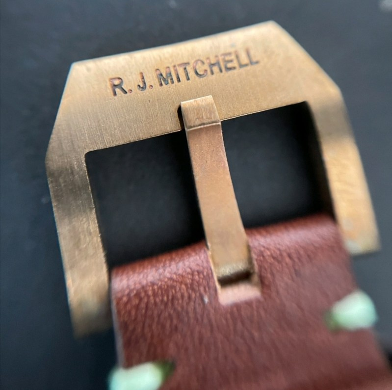 R.J. Mitchell by The 220 Watch Company reviewed at Watch Junky