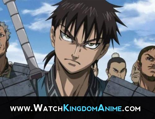 Watch kingdom anime