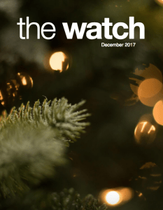 December 2017 magazine cover.