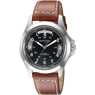 Men's Hamilton Khaki Field King Auto (H64455533)