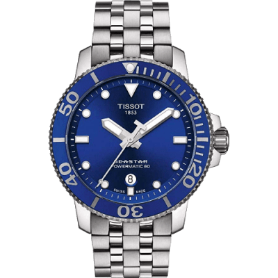 Men's Tissot Seastar 1000 Powermatic 80