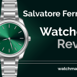 Salvatore Ferragamo Watches Review