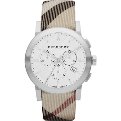 Unisex Burberry The City 42mm