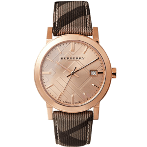 Unisex Burberry The City Rose Gold