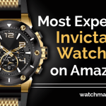 Most Expensive Invicta Watches on Amazon (2021)