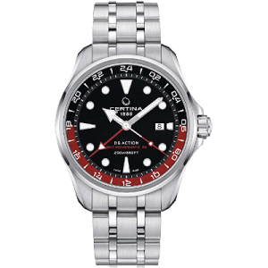 DS Action GMT Powermatic 80 (C032.429.11.051.00)