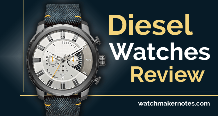 Diesel watches review