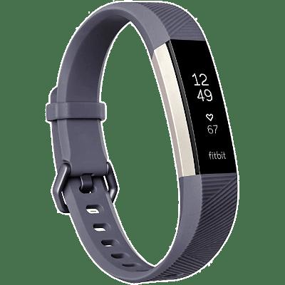 Unisex Fitbit Alta HR (FB408SBKS)