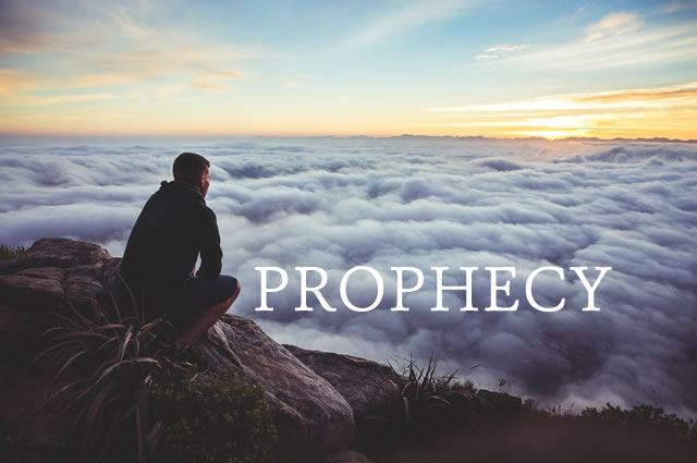 Questions about Prophecy