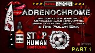 Adrenochrome the NEW Pink