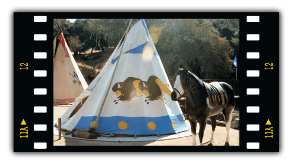 Neverland Ranch Teepee Village
