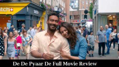 Photo of De De Pyaar De Full Movie Review