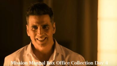Photo of Mission Mangal Box Office Collection Day 4