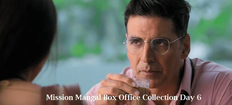Mission Mangal Box Office Collection Day 6