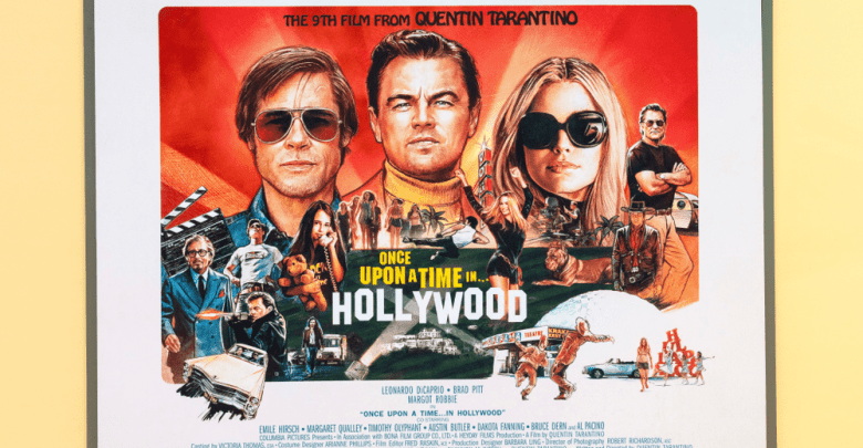Once Upon A Time In Hollywood Full Movie Review
