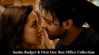 Photo of Saaho Budget & First Day Box Office Collection