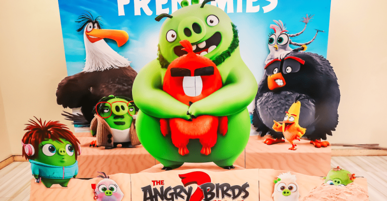 The Angry Birds 2 Full Movie Review