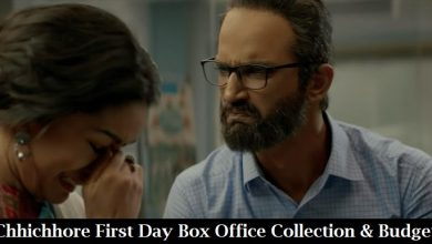 Photo of Chhichhore First Day Box Office Collection & Budget