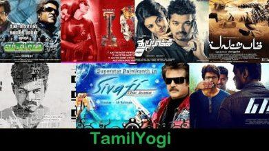 Photo of TamilYogi 2021 – Download Latest Telugu, Tamil, Malayalam, Hindi Dubbed Movies