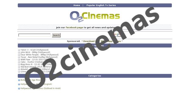 O2cinemas